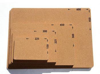 特注コルクボード納品完了(枠なし、各種×18mm)