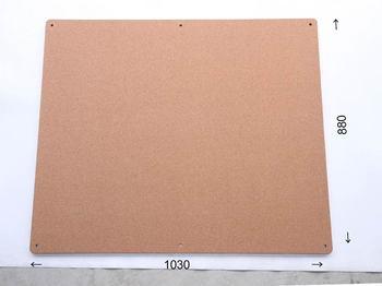 特注コルクボード納品完了(枠なし880×1030 18mm)