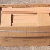 コルクボード納品完了(60×1200×10mm)