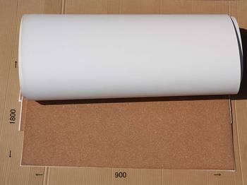 高吸収・高反発コルクマット納品完了(1800×900×5mm)
