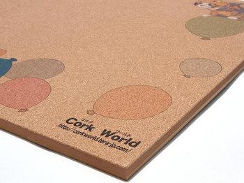 印刷コルクボード(サイズ特注)