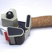 コルクグリップのテープカッターです。