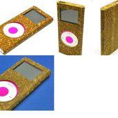 iPodのコルクケース